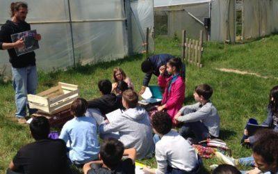 La ferme du Lycée Nature pour les 6èmes